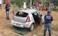 #LEIAMAIS  WWW.OBSERVADORINDEPENDENTE.COM CONCEIÇÃO DO COITÉ: Jovem morre em capotamento na BA-120