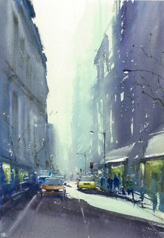 Emil Kerie #watercolor jd