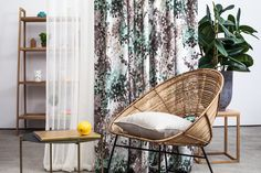 [New] The Best Home Decor (with Pictures) These are the 10 best home decor today. According to home decor experts, the 10 all-time best home decor. Decor Interior Design, Interior Decorating, Interior Designing, Sheer Curtains, Modern Room, Home Decor Inspiration, Hanging Chair, Relax, House Design