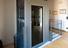 Infinity Home Lift in Shaft Structure - Infinity Lifts
