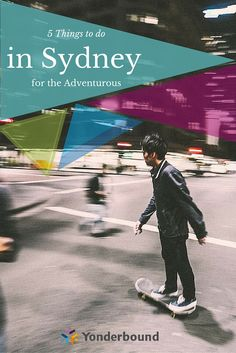 """""""If you heading down under to #Australias capital, #Sydney and don't particularly fancy lying on the beach all day, then I have 5 brilliant #action #adventures that will never disappoint. With its thriving city and in close proximity to the #bluemountains, you'll defiantly be living life on the edge."""" Read the whole story on https://yonderbound.com/travel-stories/traveling-ted/5-things-to-do-in-sydney-for-the-adventurous/3676"""