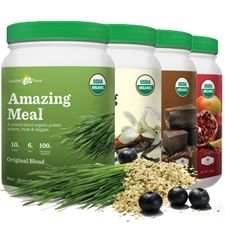 Amazing Meal | Amazing Grass - Organic Green SuperFoods