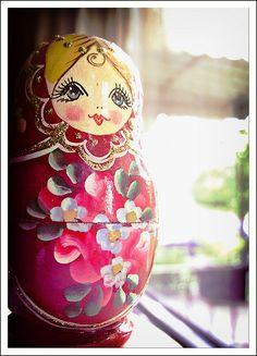 Matryoshka doll by Deep-Fried Goodness, via Flickr