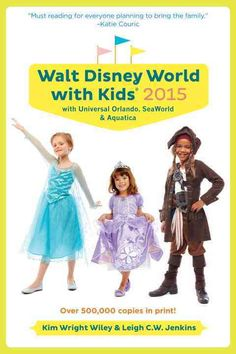 Fodor's Walt Disney World With Kids 2015: With Universal Orlando, Seaworld & Aquatica