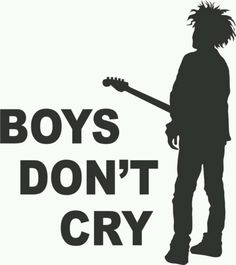 The Cure - Boys Don't Cry-one of my fav bands ever