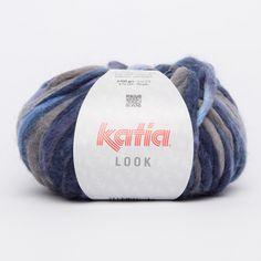 Katia LOOK Wool Wool, Shades