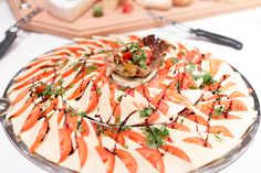 der Klassiker: Tomate-Mozzarella