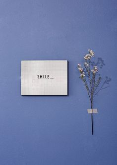 Small message boards for small notes. Or for kids to practice letters and words. Suits in the kitchen, the hallway, the office or in the kids room.