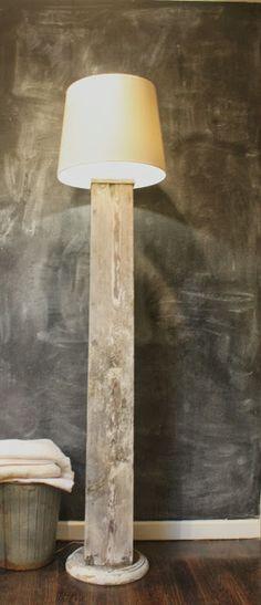 my sweet savannah thrifty a column lamp diy floor lampwood