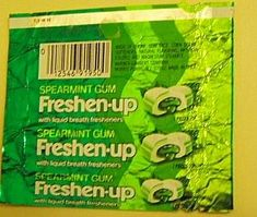 Awe I liked this gum. What ever happened to it?