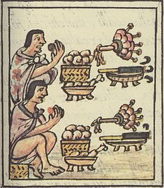 Aztec cuisine. Mystery of History Volume 2, Lesson 74 #MOHII74