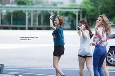 After School Raina and Lizzy