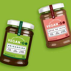 Vegango | Branding & Package on Behance Food Packaging Design, Brand Packaging, Heartland, Adobe Photoshop, Coco, Adobe Illustrator, Behance, Branding, Healthy Recipes