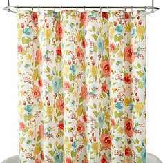 jcp | JCPenney Home™ Posh Shower Curtain
