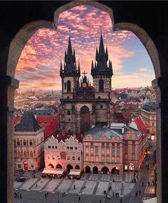 Prague Nightlife, Prague Restaurants, Nightlife Travel, Prague Photography, Street Photography, Nature Photography, Travel Photography, Places To Travel, Travel Destinations