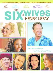 Six Wives Of Henry Lefay (2010)
