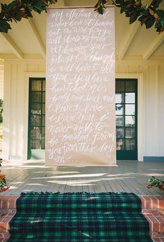 Photography: Mollie Crutcher Photography - www.molliecrutcher.com  Read More: http://www.stylemepretty.com/california-weddings/2015/06/02/english-countryside-wedding-inspiration/