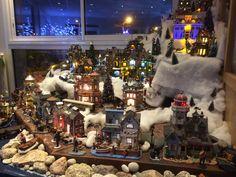 Village de Noël à l'Hôtel du Port de Lesconil, Lemax collection