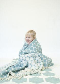 Brita Sweden blanket & rug