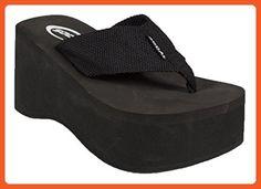 9fccc6776258 online shopping for Soda Cute   Comfy EVA Flip-Flop High Platform Wedge  Sandal from top store. See new offer for Soda Cute   Comfy EVA Flip-Flop  High ...