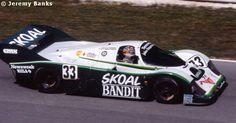 Brands Hatch 1000 Kilometres 1984 - Porsche 956 no.33T