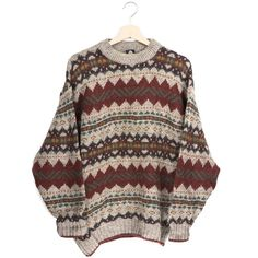 sweater by go to visit their shop to buy vint 2019 Vint. - Vintage Sweaters -Vintage sweater by go to visit their shop to buy vint 2019 Vint. What Is Vintage, Look Vintage, Vintage Style Outfits, Vintage Fashion, Cool Outfits, Fashion Outfits, Vintage Sweaters, Ugly Sweater, Neue Trends