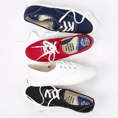 The new Keds capsule collection is made by women just for you.