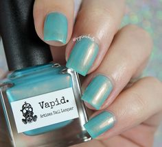 Vapid Lacquer - Fish Out Of Water - Summer Shenanigans trio