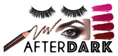 """After Dark"" by drapmic ❤ liked on Polyvore featuring beauty and NARS Cosmetics"