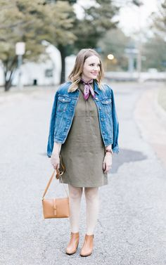 Fall Transitional Outfit + Target Giftcard Giveaway - Pretty in Pink Megan