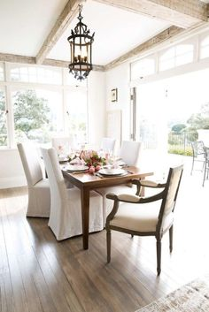 Dining Room Design Ideas and Color Scheme Ideas and Fixtures and Spacious layout