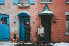 Vitoriya and Aleksander's Engagement | Brooklyn | Coney Island | Brooklyn Heihts | DUMBO