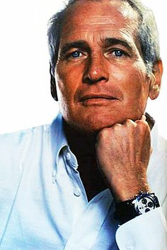 Paul Newman. I couldn't help it...look at that fabulous face!