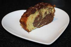 Chocolate Orange marble cake recipe