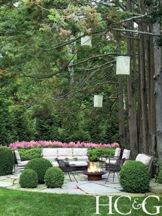 Lighting Designer Nathan Orsman and Television Executive Jose Castro Enjoy the Good Life at Home in Water Mill - Hamptons Cottages & Gardens - September 2015 - Hamptons