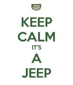 keep calm its a Jeep - Follow my board # Boys' Toys