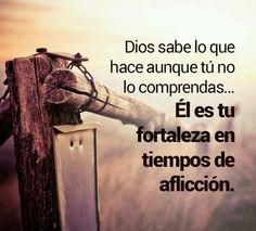 Dios nuestra fortaleza