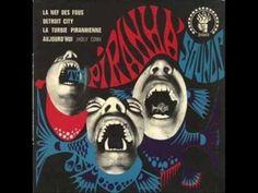 J-P MASSIERA (1968): THE PIRANHA'SOUNDS - La nef des fous