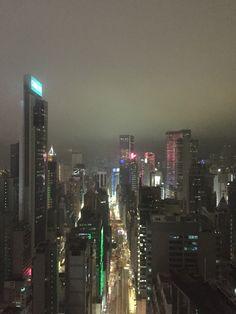 Hong Kong, Hennessy Rd