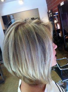candace cameron bob hairstyle   My next haircut - Long Layered Bob {Candace Cameron Bure}   My Style
