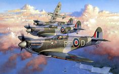 British Fighter Aircraft: Supermarine Spitfire