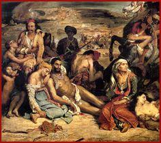 Period Otomanskog carstva Za vreme ovog perioda grčko stanovništvo je našlo sklonište u crkvi i religiji, koji su u to vreme bili jedine priznate institucionalne forme kroz koje su se pronalazili, i uz pomoć kojih su upravljali svi koji nisu bili muslimani