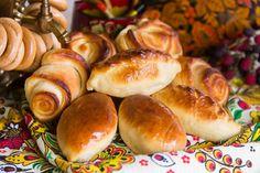 Πιροσκί Hot Dog Buns, Hot Dogs, Bread, Russia, Food, Eten, Bakeries, Meals, Breads
