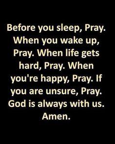 Faith Prayer, God Prayer, Prayer Quotes, Faith Quotes, Bible Quotes, Night Prayer, Prayer Cards, Keep The Faith, Faith In God