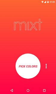 Mixt - a simple way to dress up your Android homescreen.....