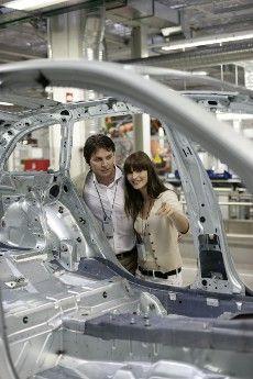 """Masterarbeit bei der Audi AG: """"Visual Merchandising im Produktionsbetrieb - ein strategischer Ansatz zur Stakeholderinformation und Kundenbindung im Rahmen der Markenbildung."""""""