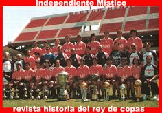 1995 Club Atlético Independiente de Avellaneda