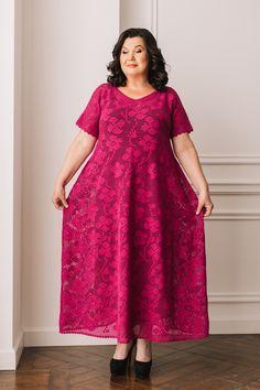 Filet Crochet, Crochet Clothes, Crochet Patterns, Cold Shoulder Dress, Short Sleeve Dresses, Couture, Formal, Knitting, Womens Fashion