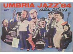 Umbria Jazz van kunstenaar : Wojciech Wolynski, Afmeting : 62 x 89,5