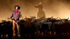 Sir Patrick Stewart Sings Classic Cowboy Songs
